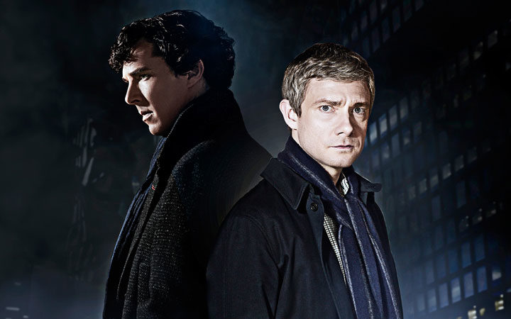 Sherlock and I